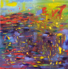 Abstract Oils #20