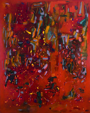 Abstract Oils 2 #10