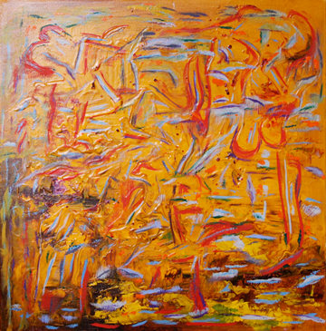 Abstract Oils 2 #05